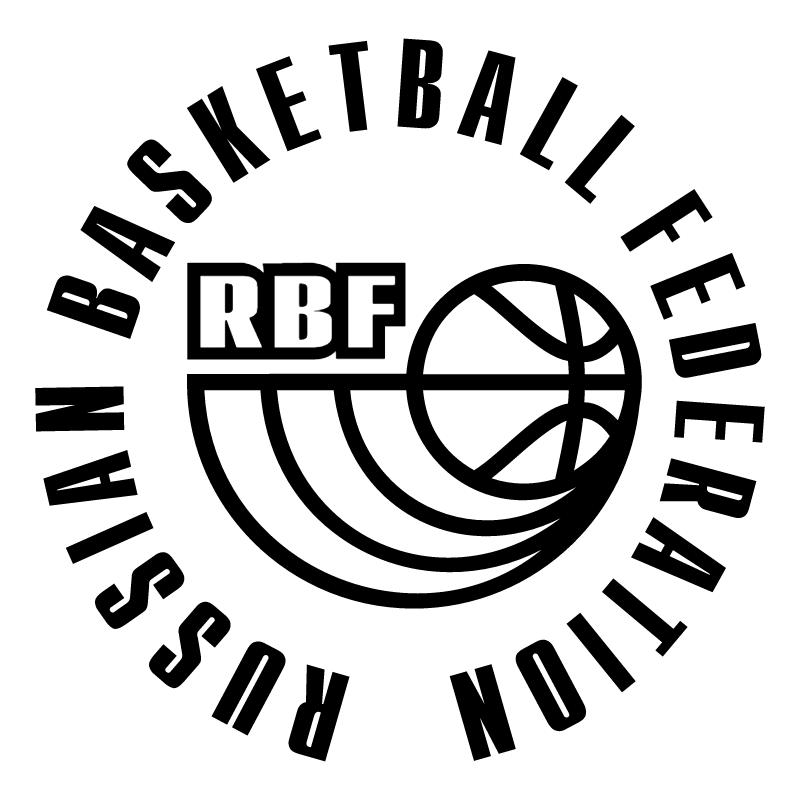 Russian Basketball Federation vector