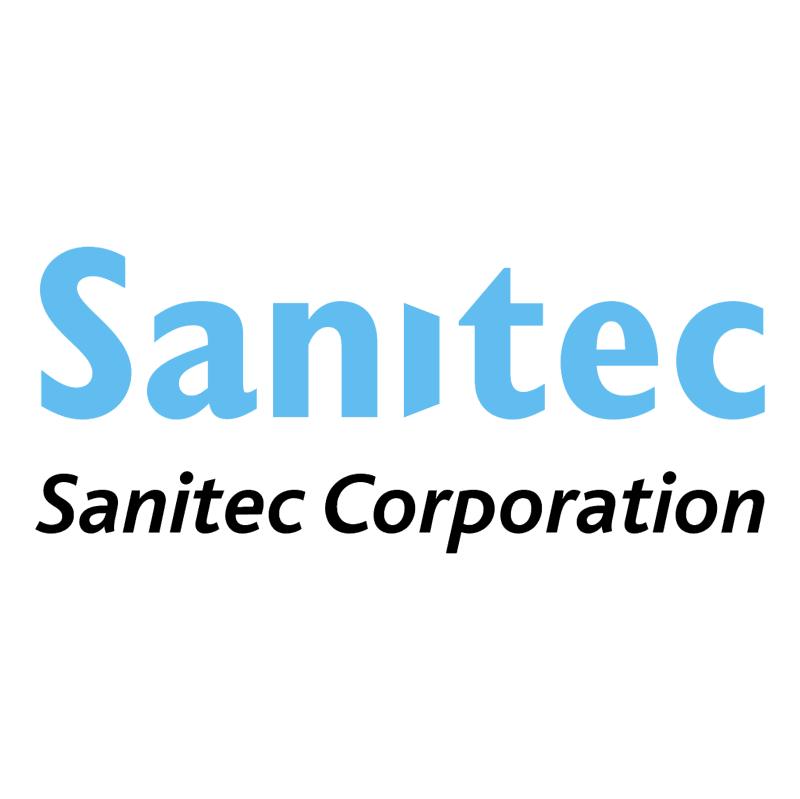 Sanitec vector logo