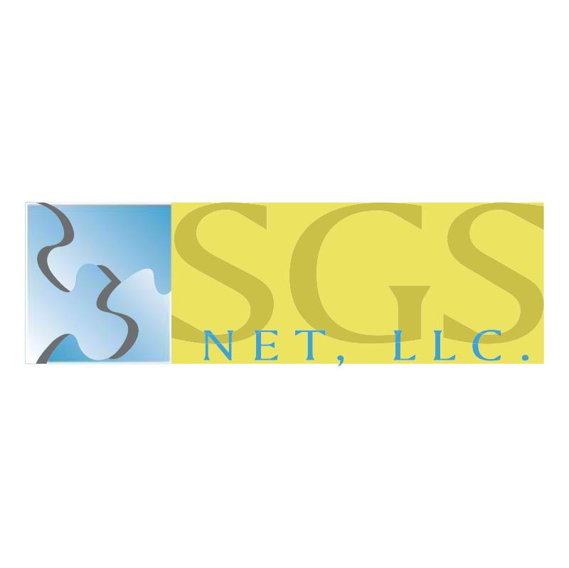 SGS Net vector logo