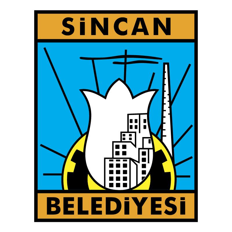 Sincan Belediyesi vector