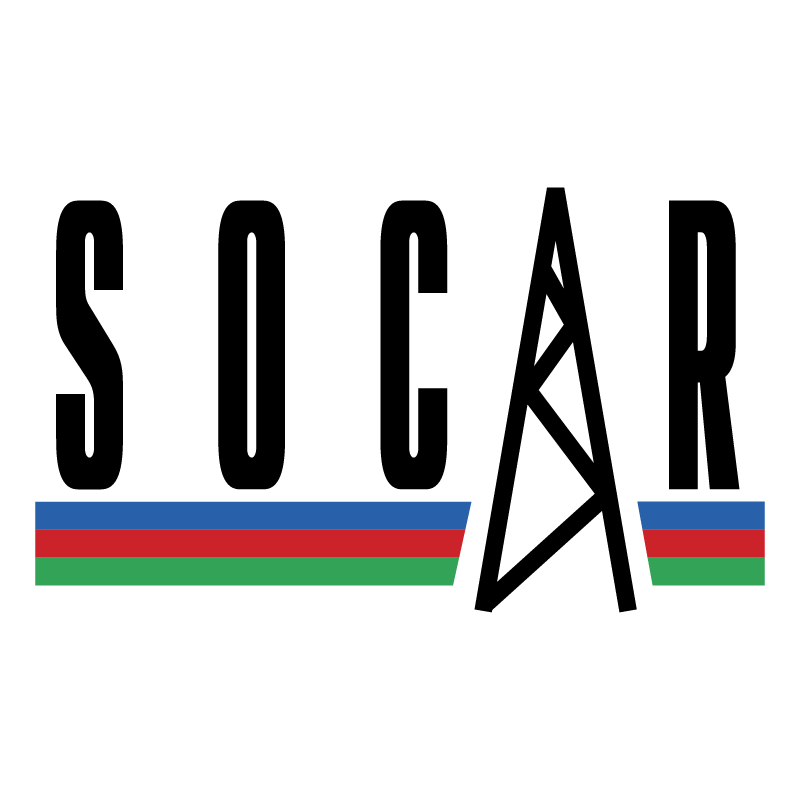 SOCAR vector logo