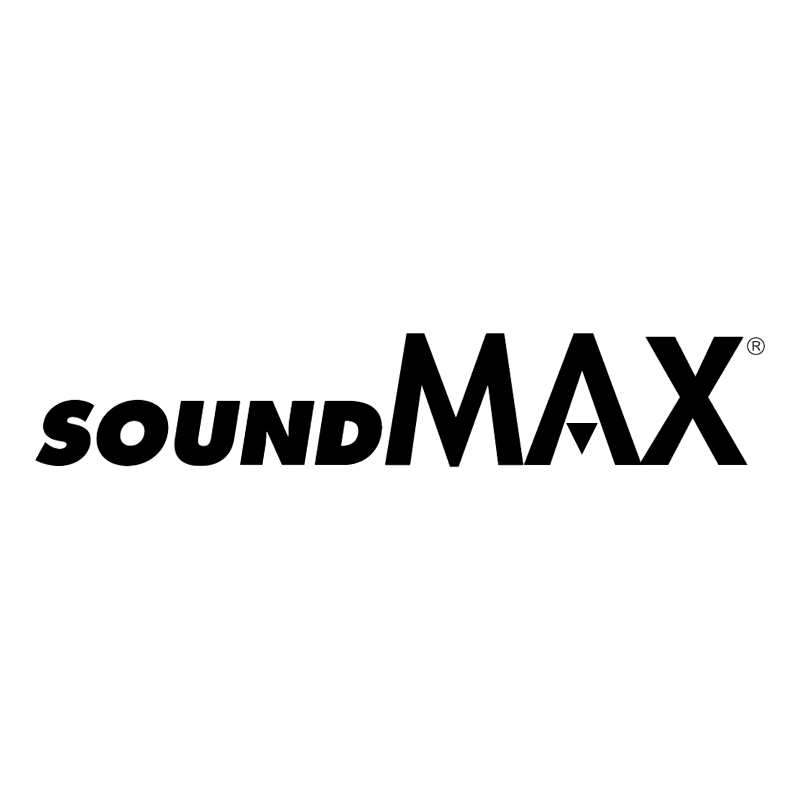 SoundMAX vector