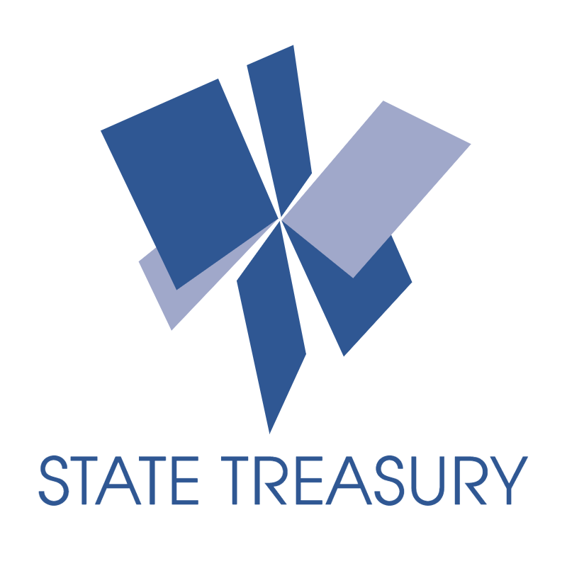 State Treasury vector