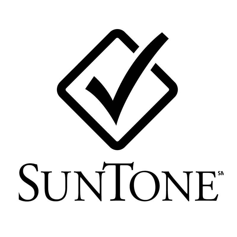 SunTone vector logo