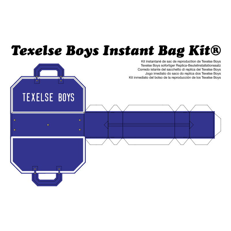 Texelse Boys vector