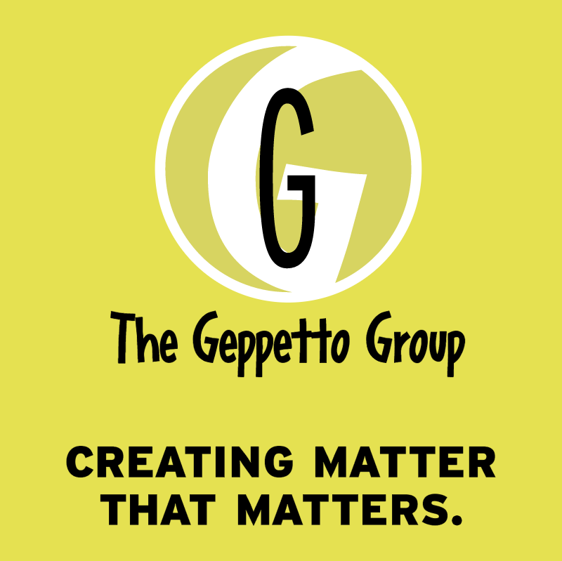 The Geppetto Group vector