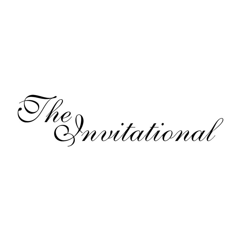 The Invitational vector logo