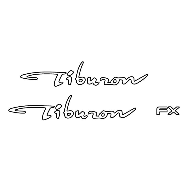 Tiburon FX vector