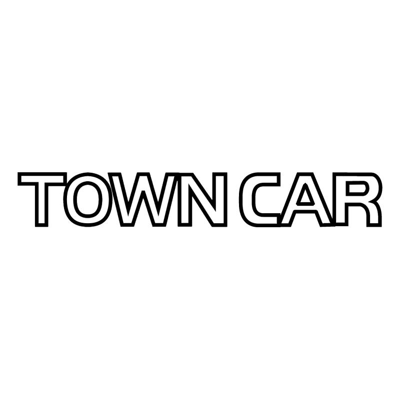 Town Car vector