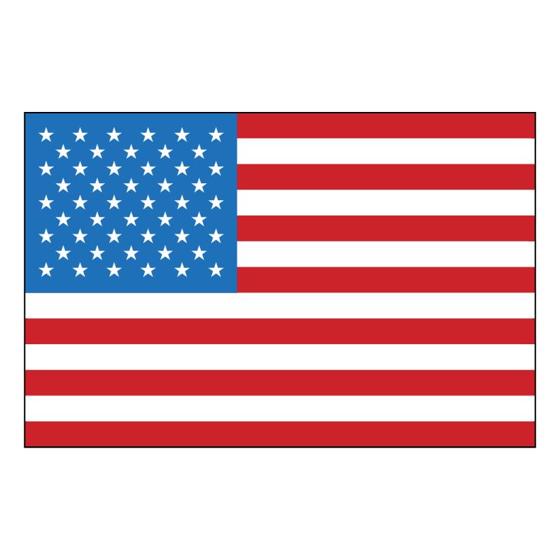United States of America vector logo