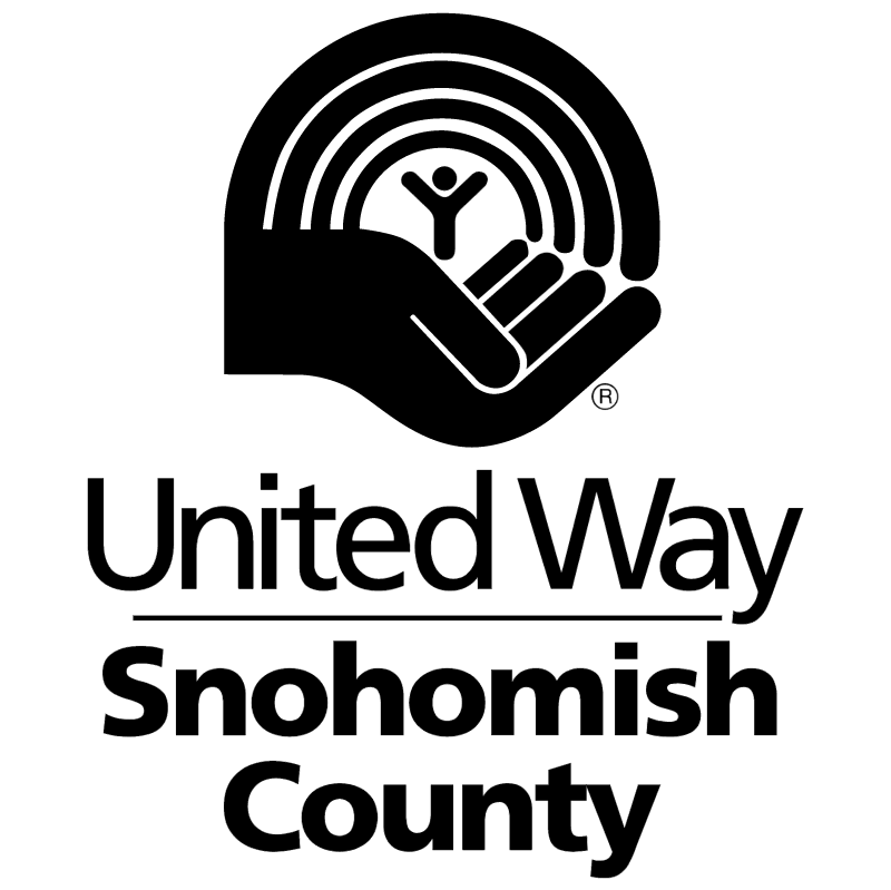 United Way Snohomish County vector