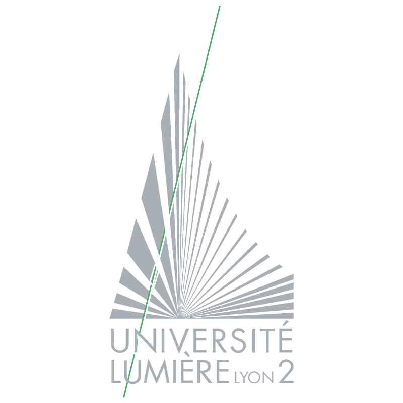 Universite Lumiere Lyon 2 vector