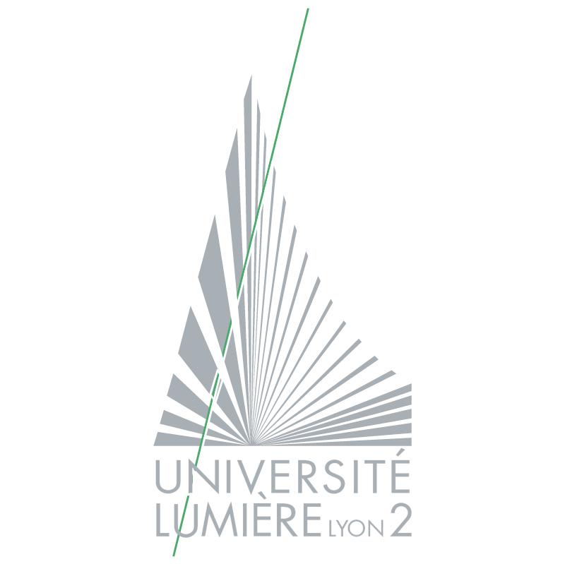 Universite Lumiere Lyon 2 vector