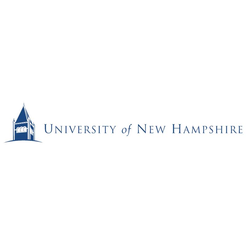 University of New Hampshire vector