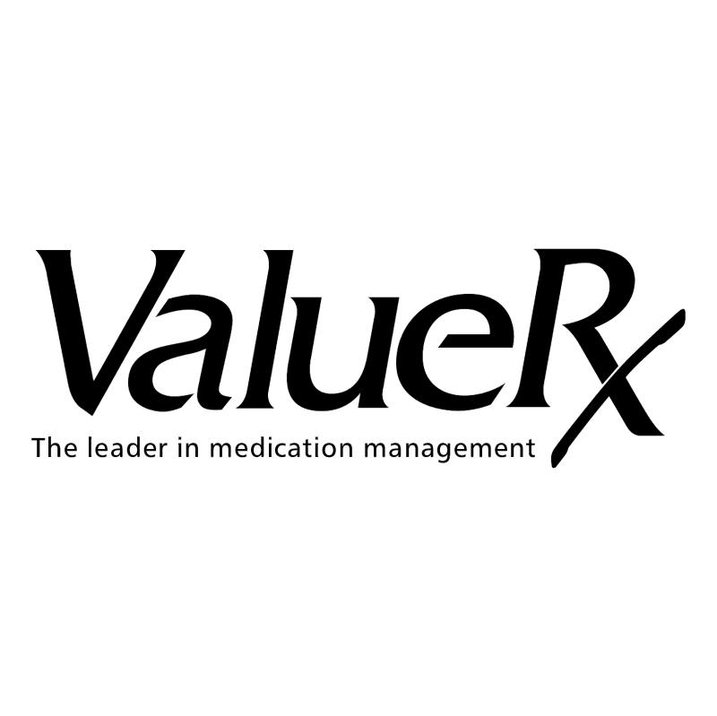 Value Rx vector logo