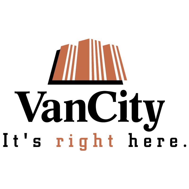 VanCity vector