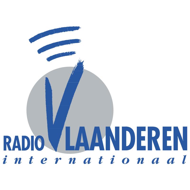 Vlaanderen Internationaal vector logo