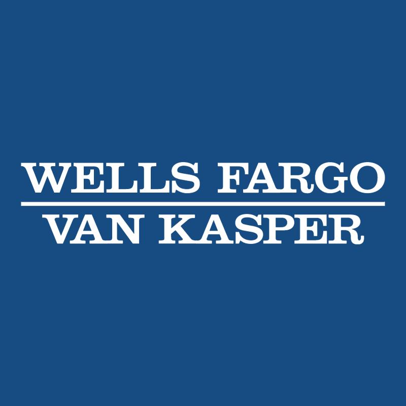 Wells Fargo Van Kasper vector