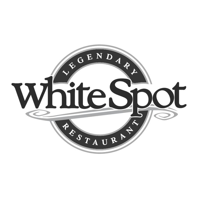 White Spot vector