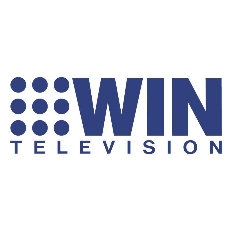 WIN Television vector