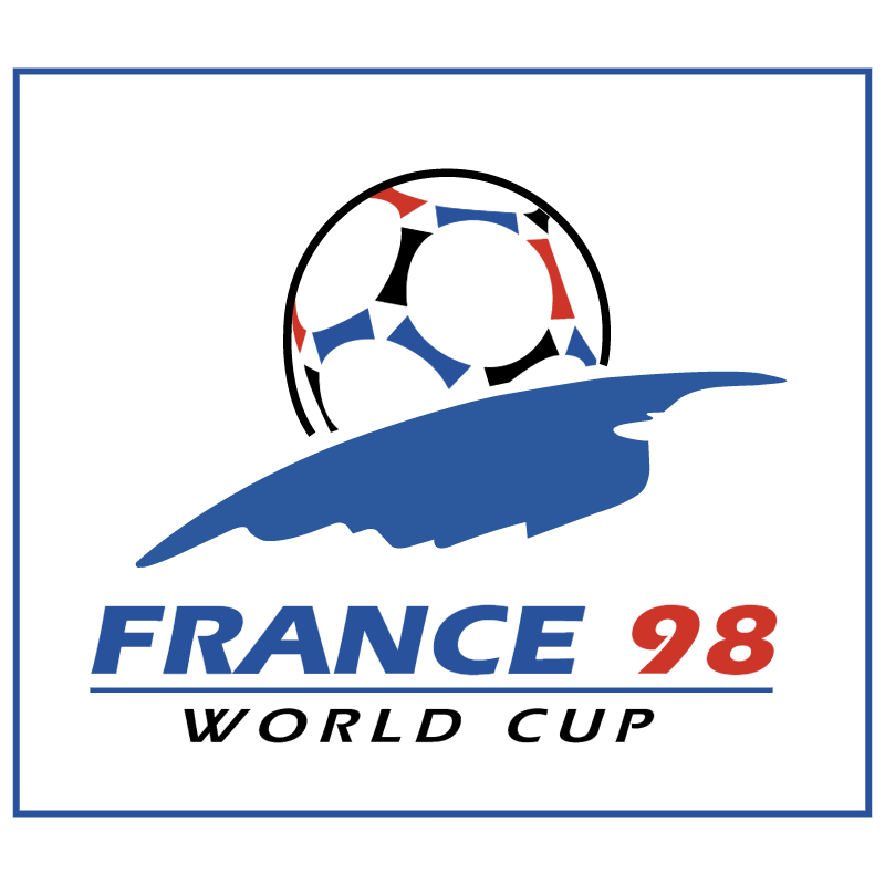 World Cup France 98 vector