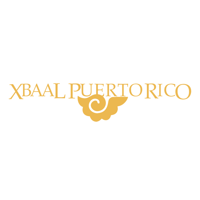 Xbaal Puerto Rico vector