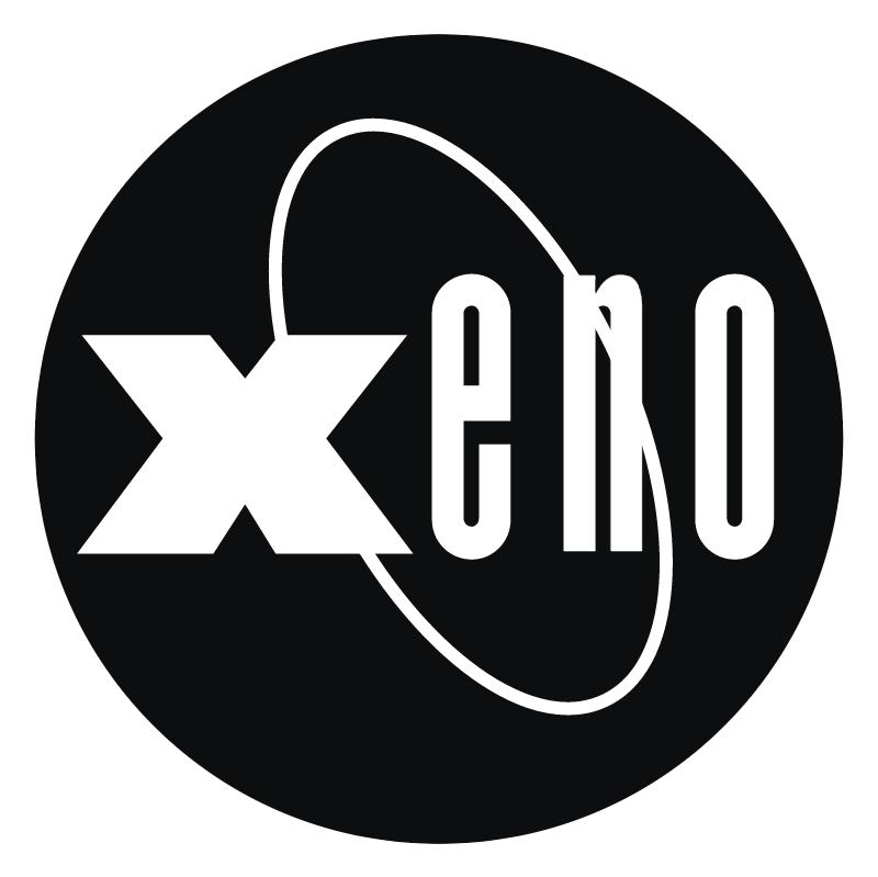 Xeno Design vector logo
