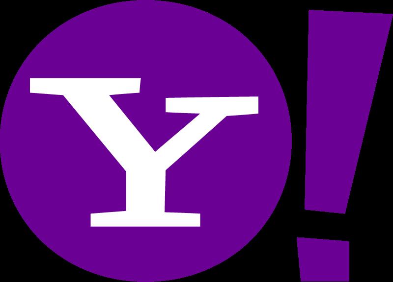 Yahoo! icon vector