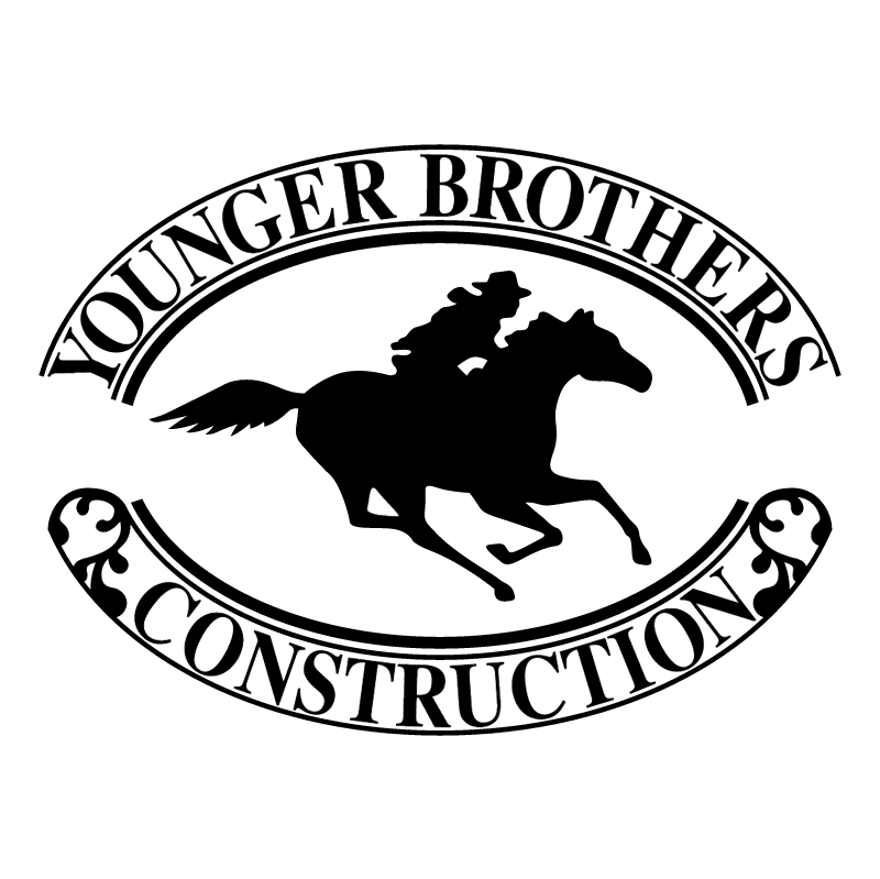 Younger Brothers Construction vector