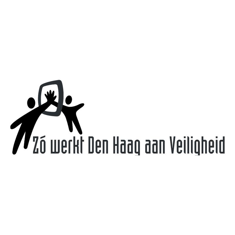 Zo werkt Den Haag aan veiligheid vector