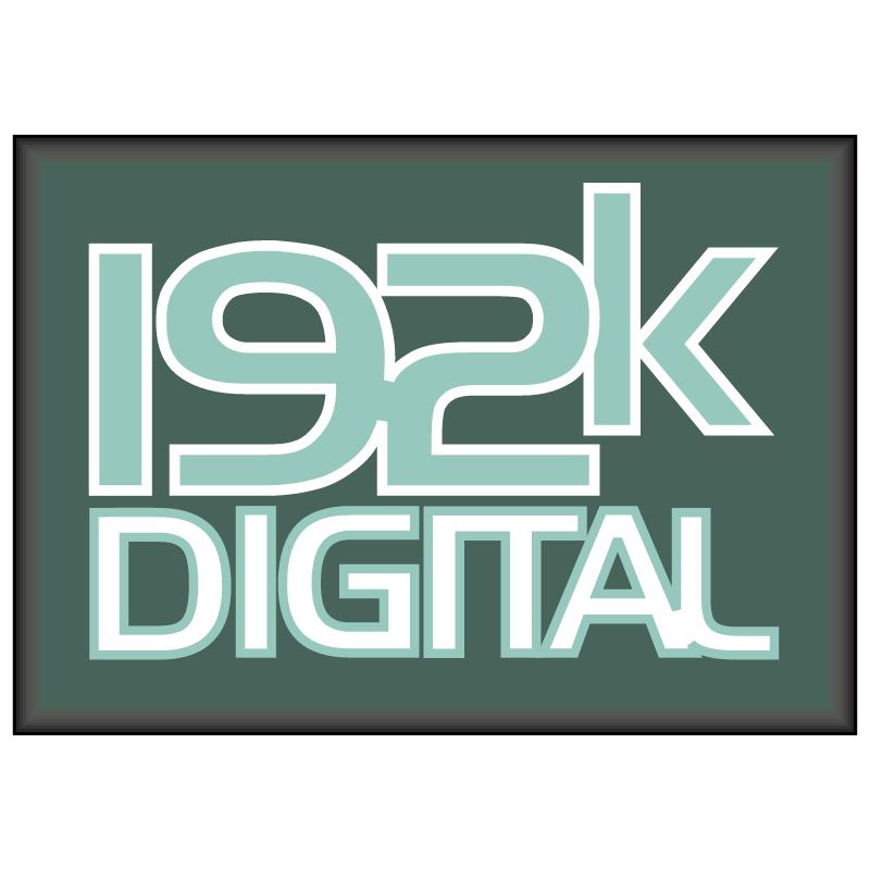 192K Digital vector