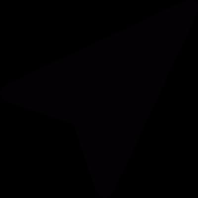 Location cursor vector logo