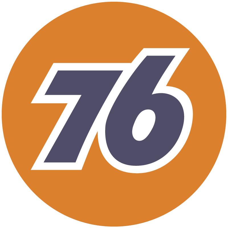 76 Intra Oil vector