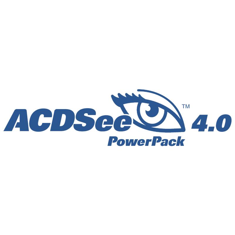 ACDSee PowerPack vector logo