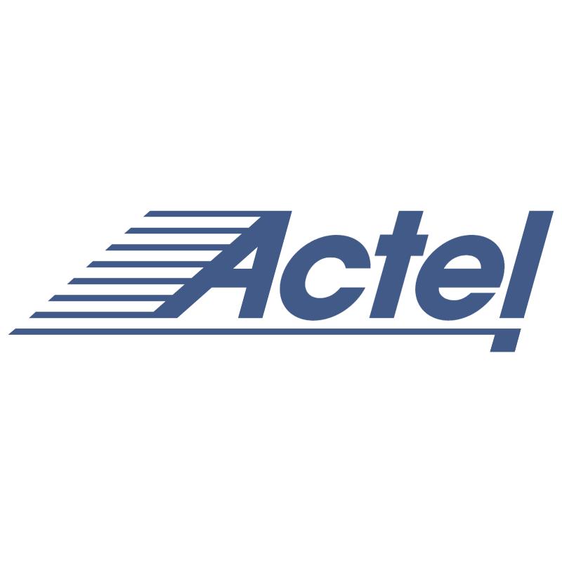 Actel vector