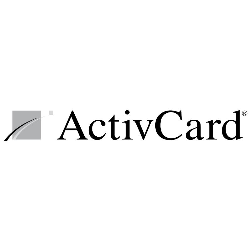 ActivCard 24495 vector