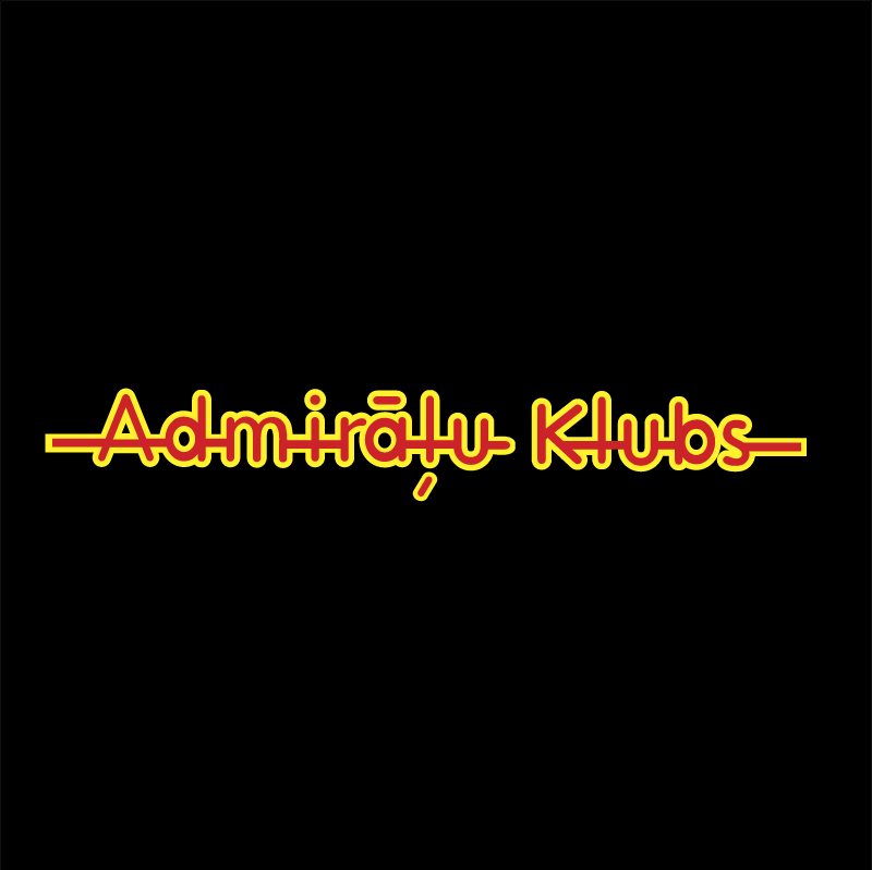 Admiralu Klubs vector