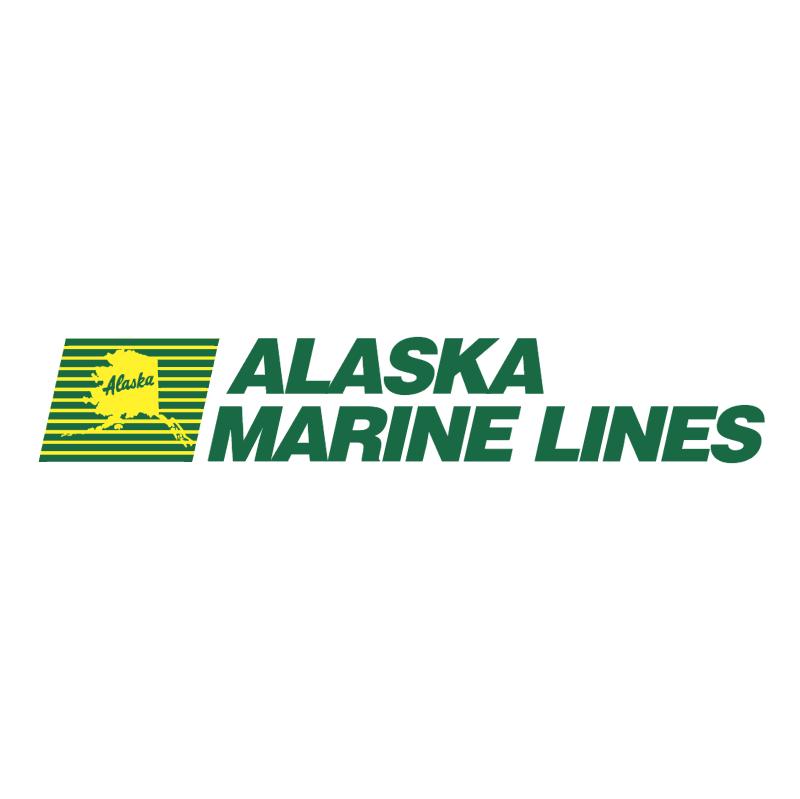 Alaska Marine Lines 38741 vector