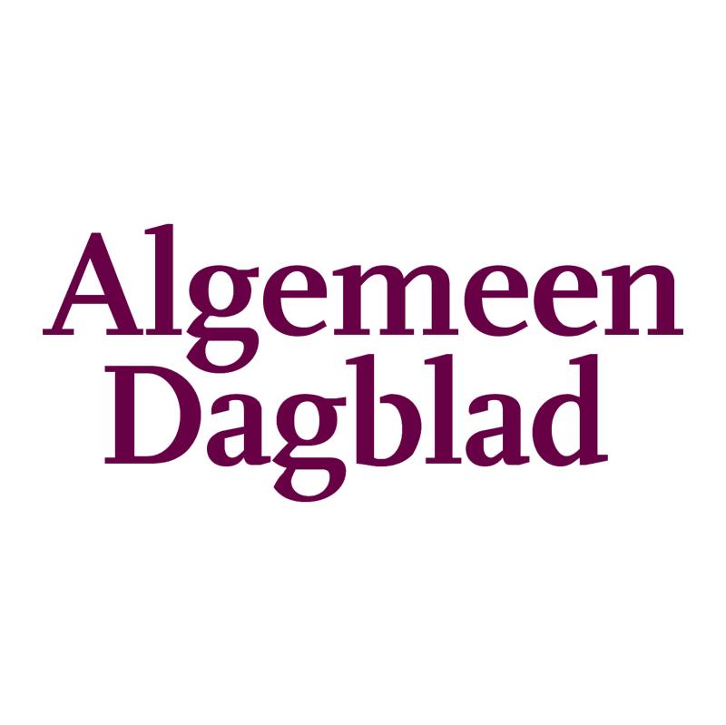 Algemeen Dagblad vector