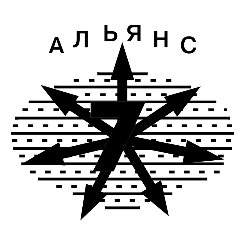 Aliyans 7 81624 vector