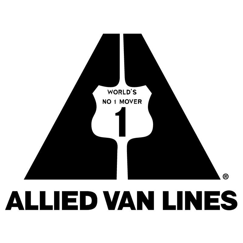 Allied Van Lines vector
