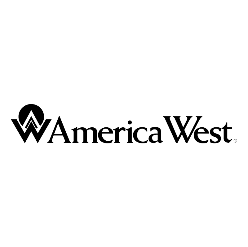 America West 47150 vector
