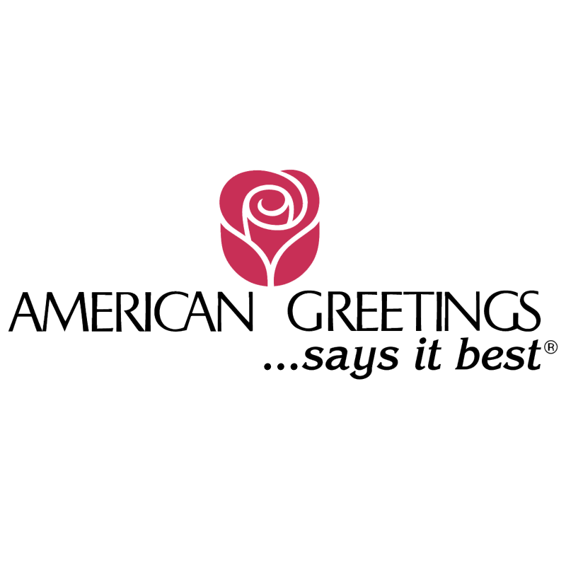 American Greetings vector logo