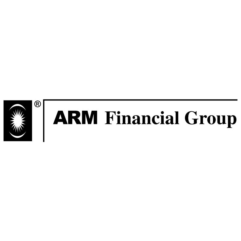 ARM Financial Group 8872 vector