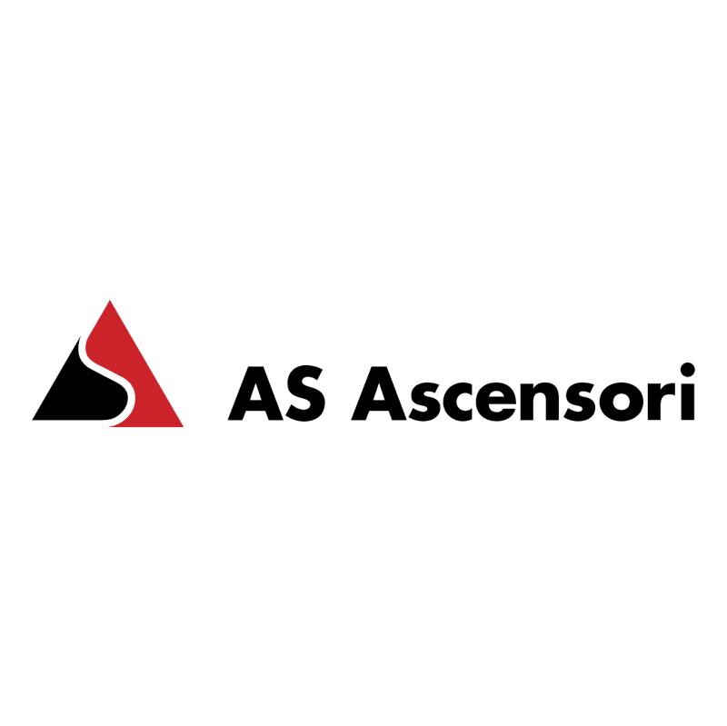 AS Ascensori vector