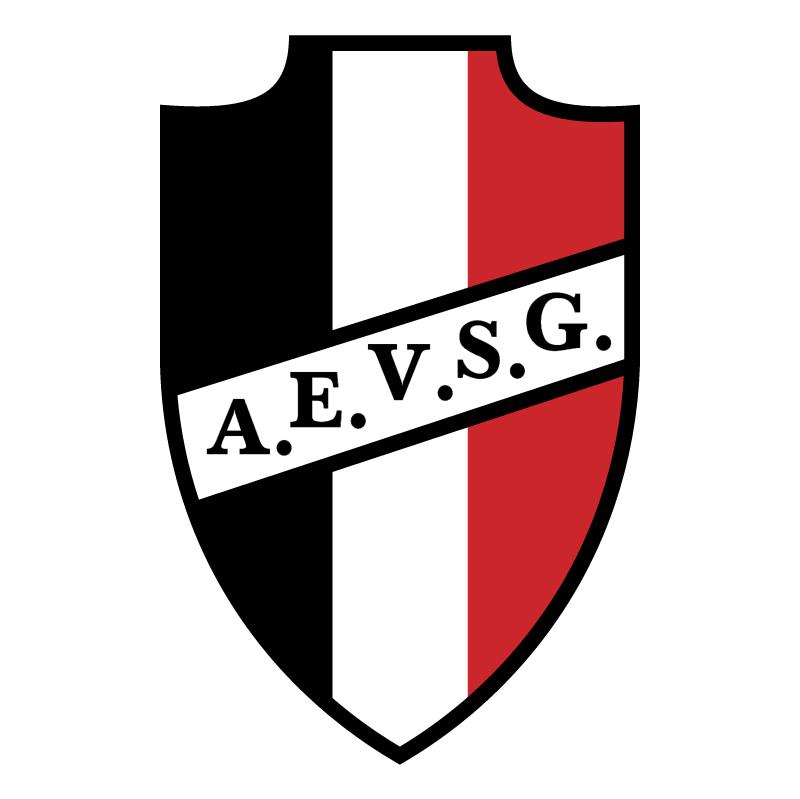 Associacao Esportiva Vila Sao Geraldo de Taubate SP vector