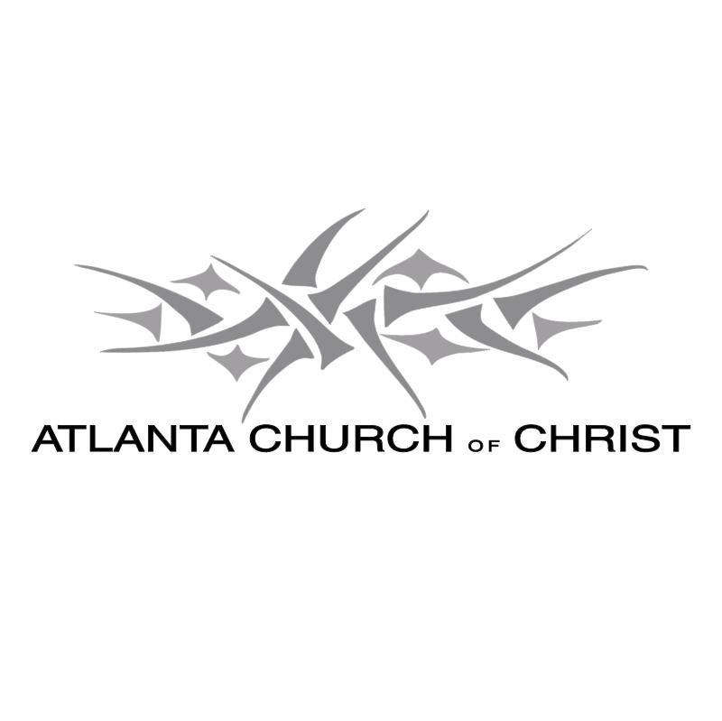 Atlanta Church of Christ vector