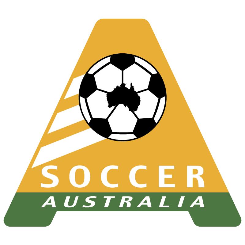 Australia Soccer vector