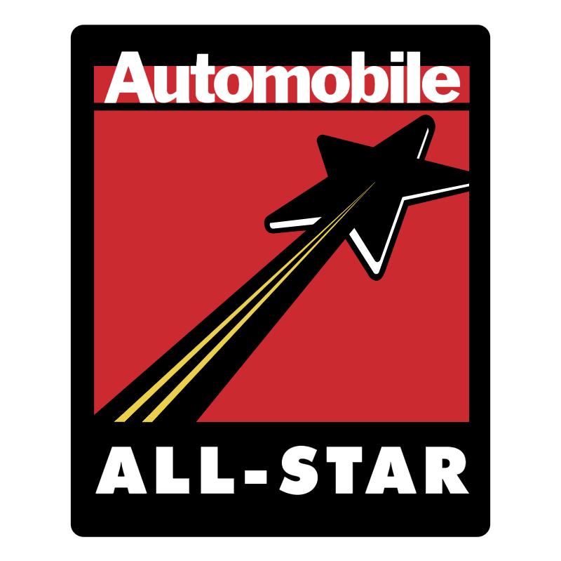 Automobile All Star 84440 vector