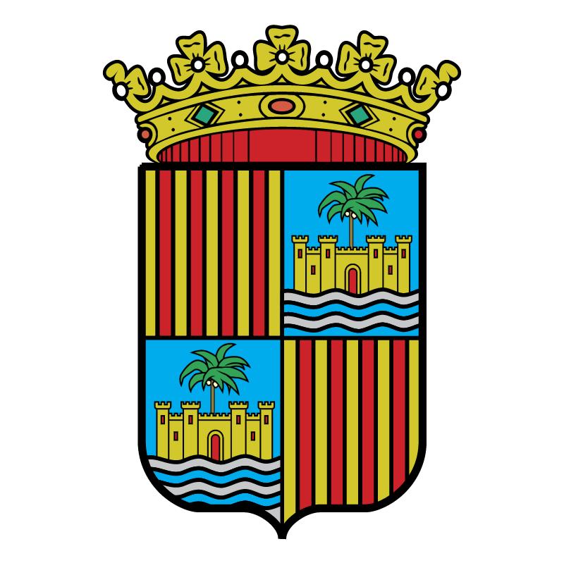 Baleares 85108 vector